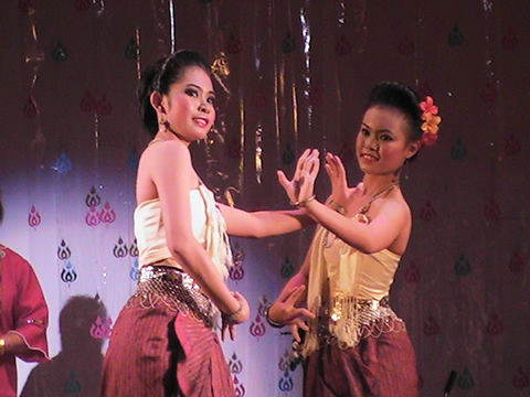 More Surin Troupe in Khmer Style