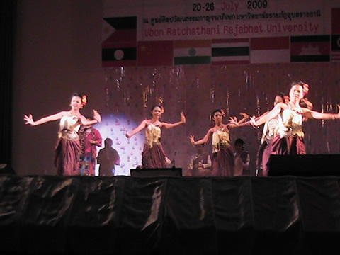 The Grace of Movements Surin Troupe
